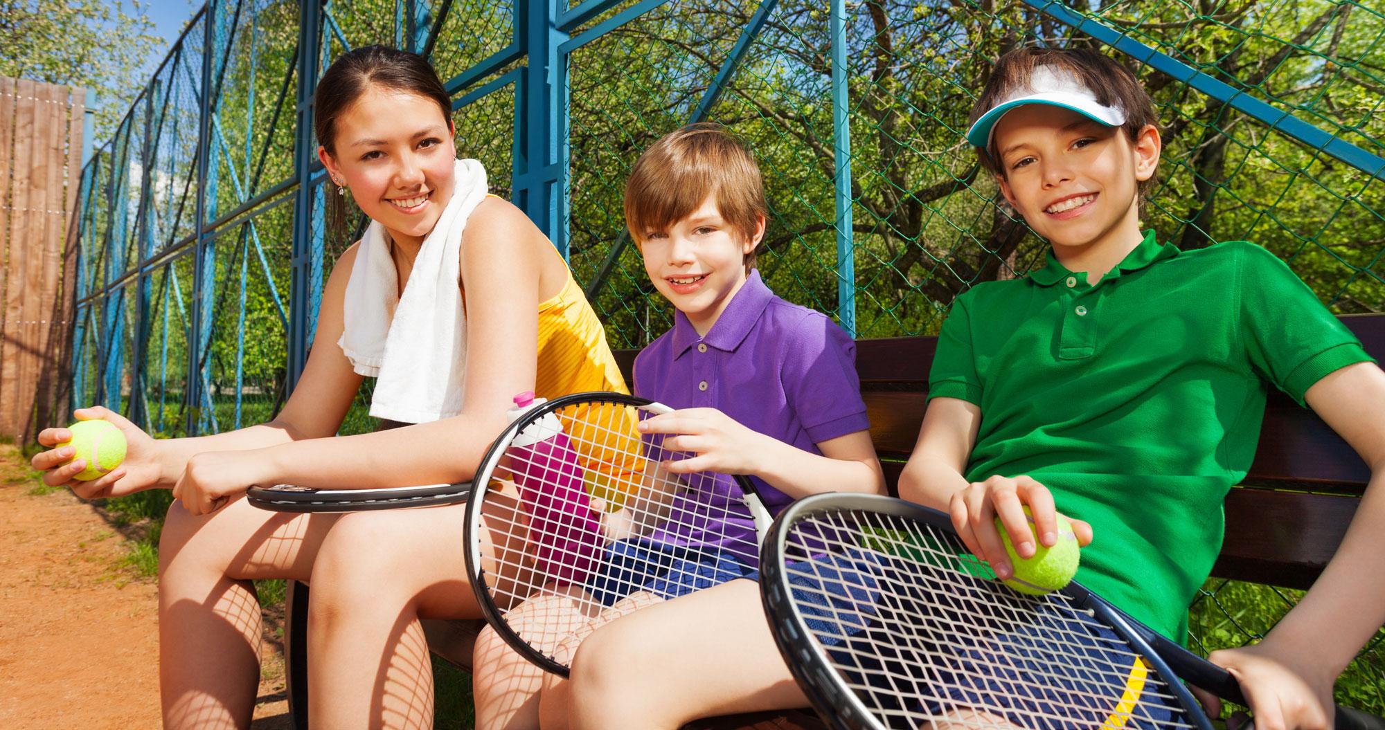 Jugend-Tennis